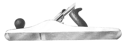 Record No 08C SS Jointer Plane